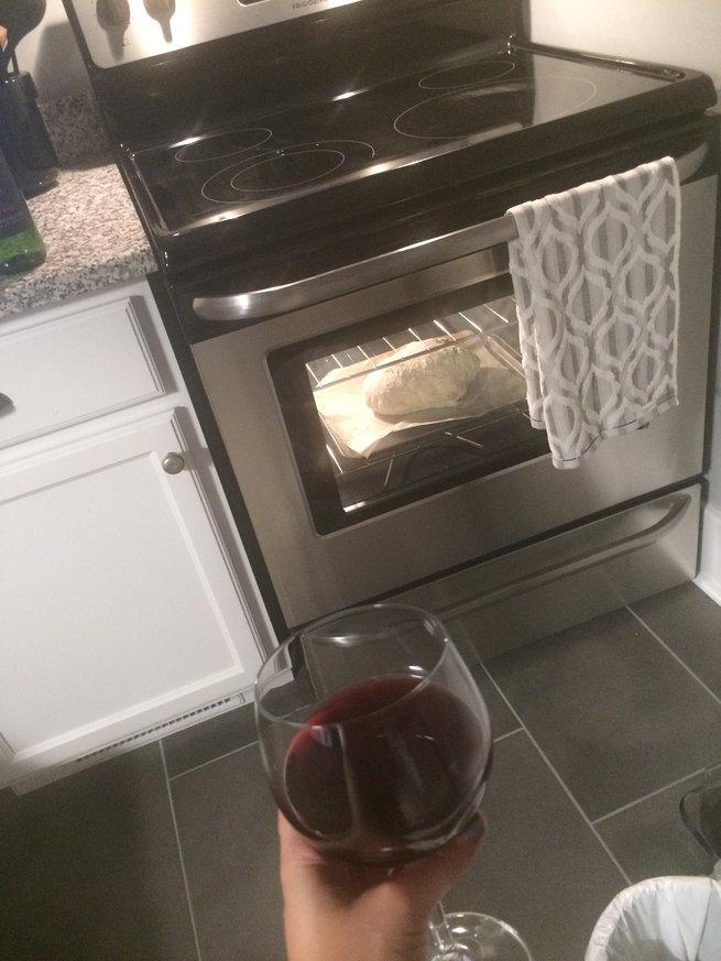Drinking Wine, Making Bread