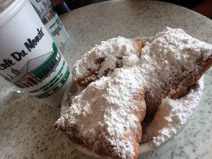 New Orleans Beignets